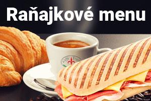Vyskúšajte parádne raňajkové menu